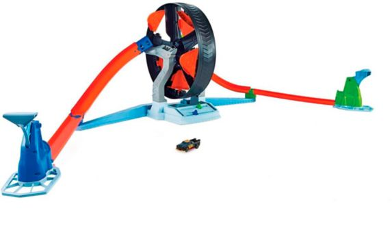 Hot Wheels® Action Spinwheel Challenge Play Set