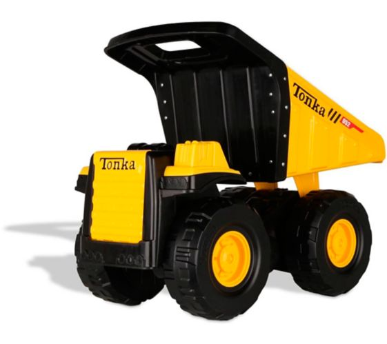 Tonka Steel Classics Toughest Mighty Dump Truck Vehicle Product image