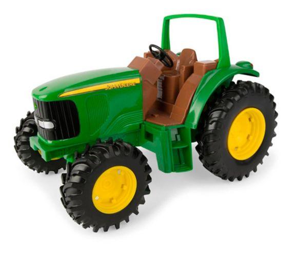 John Deere Die-Cast Tough Tractor, 11-in Product image