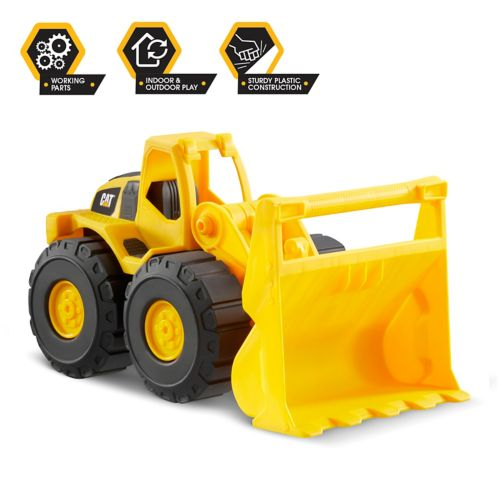 CAT Construction Dump Truck or Excavator, Assorted, 15-in Product image
