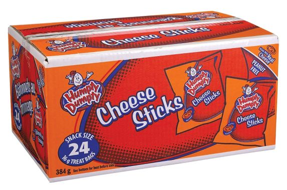 Old Dutch Humpty Dumpty Cheese Sticks, 24-pk