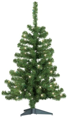 Pre-lit Pine Tree Product image