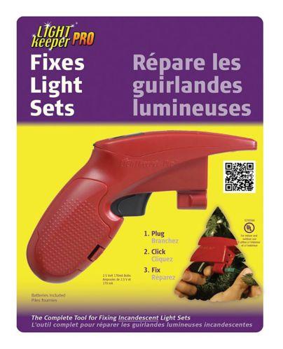 Incandescent Light Keeper