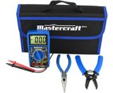 Mastercraft Multimeter Kit, 3-pc | Mastercraft | Canadian Tire