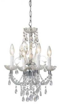 Home Collection Once Chandelier 4 Light