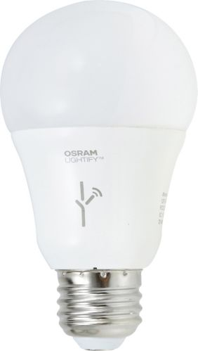 SYLVANIA SMART+ Soft White Dimmable A19 LED Smart Light Bulb Product image