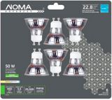 NOMA LED GU10 50W Dimmable Light Bulb, Soft White, 6-pk | NOMA | Canadian Tire