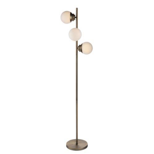 CANVAS Clara Orb Floor Lamp, 3-Light Product image