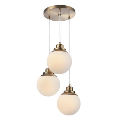 CANVAS Clara Orb Chandelier, 3-Light Product image