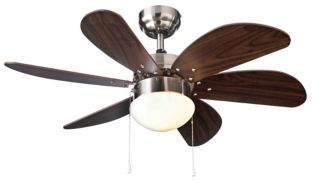 For Living Nordica Ceiling Fan 6 Blade