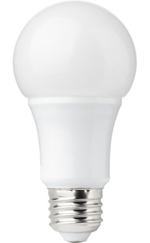 NOMA LED A19 60W Dimmable Soft White Bulb