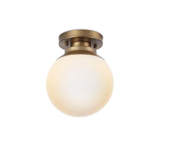 CANVAS Clara Orb Semi-Flush Mount Light Fixture Product image