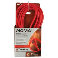 NOMA Single Outlet Locking Extension Cord
