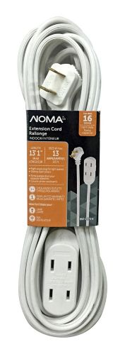 NOMA Indoor Extension Cord with Lit End, 13-ft Product image