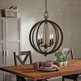 CANVAS Tobin Ceiling Pendant, 4-Light | CANVASnull