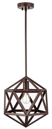CANVAS Kingsley Ceiling Pendant, 1-Light