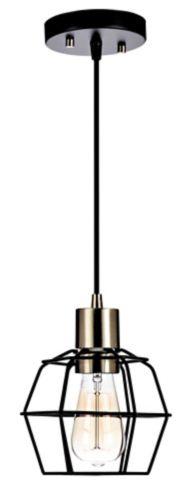 CANVAS Mercantile Pendant Light,Black Product image