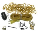 Atron Electro Industries Swag Lamp Kit, Brass | Atron Electro Industries | Canadian Tire