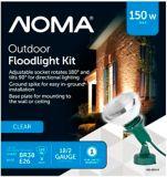 NOMA Outdoor Flood Light Kit   NOMA   Canadian Tire