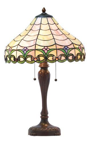 Lampe de table Tiffany, 16 po