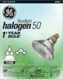 GE 50W PAR50 Standard Halogen Floodlight Bulb   GE   Canadian Tire