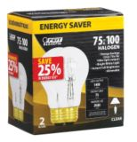 NOMA 72W High-Efficiency Halogen Bulbs, 2-pk | NOMA | Canadian Tire