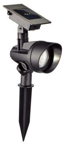 NOMA Solar Spotlight 6x Brighter Light