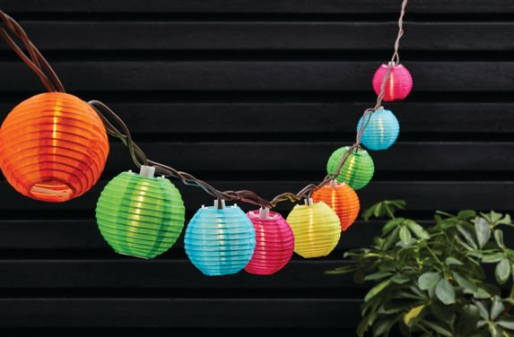 For Living Fabric Lanterns, 10-ct
