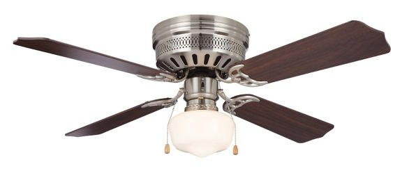 Noma Schoolhouse Ceiling Fan 4 Blade 42 In Canadian Tire