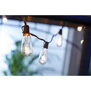 CANVAS Vintage Edison String Lights, 10 Count