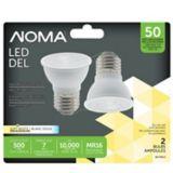Ampoules à DEL Noma MR16, 50W, paq. 2 | NOMA | Canadian Tire