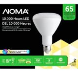 NOMA LED BR30 65W Equivalent Light Bulbs, Soft White | NOMA | Canadian Tire