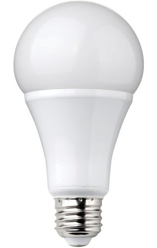 NOMA LED A21 100W Dimmable Soft White Bulb, 3-pk