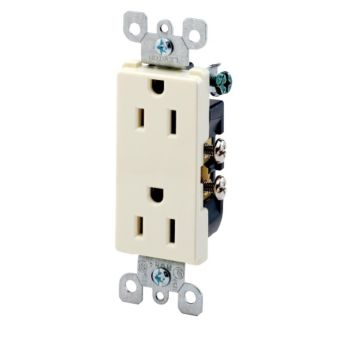 Leviton Decora Duplex Receptacle | Canadian Tire