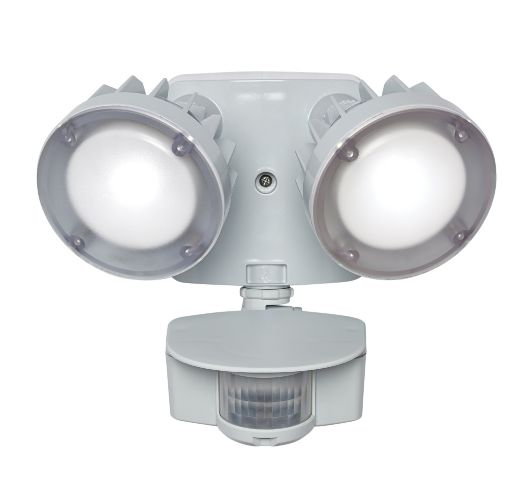 Lampe à DEL NOMA 2 étapes avec détecteur de mouvement, blanc
