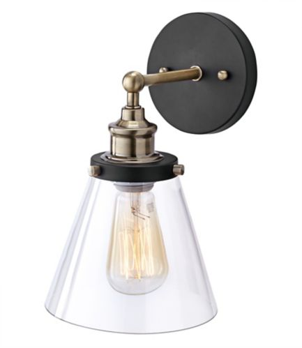 Canvas Bryant Wall Sconce Light Canadian Tire