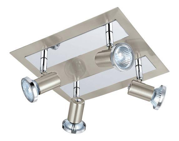 Plafonnier NOMA Protino, 4 lumières