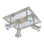 NOMA Protino Canopy Light Fixture, 4-Light