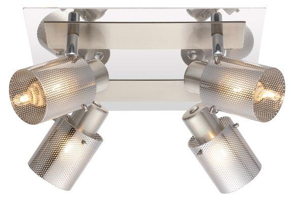NOMA Tordoia Canopy Light Fixture, 4-Light