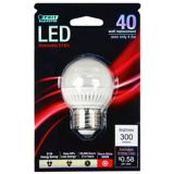 Feit Electric LED G16.5 40W Equivalent Dimmable Light Bulb   Feit Electric   Canadian Tire