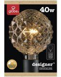 Ampoule globe à incandescence de 40 W, cristal clair | Globe | Canadian Tire