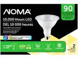 NOMA LED P38 90W Light Bulbs, 2-pk | NOMA | Canadian Tire