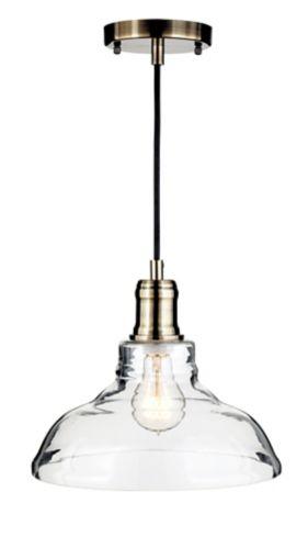 CANVAS Ryder Pendant Light, Dark Bronze Product image