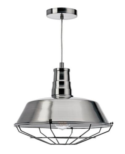 CANVAS Chase Pendant Light, Brushed Nickel Product image
