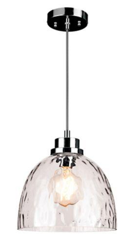 CANVAS Della Pendant Light, Chrome Product image