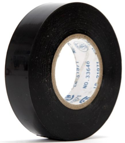 General Purpose Vinyl Electrical Tape, Black Product image