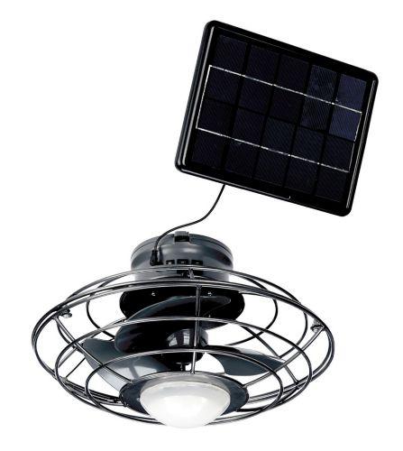 Fusion Solar Gazebo Fan & Light | Canadian Tire