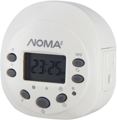 NOMA Indoor Grounded Timer