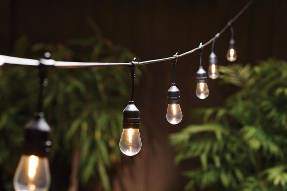 NOMA Solar Filament String Lights Product image