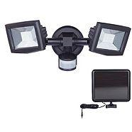 NOMA LED Solar Powered Motion Flood Light